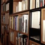 bibliothèque - Julie Deljehier - espaces au singulier
