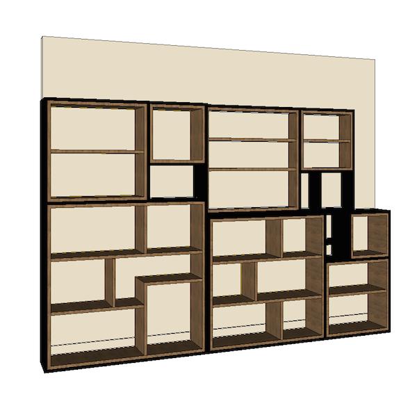 bibliotheque pers - espaces au singulier