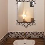 cabinet toilette - Julie Deljehier - espaces au singulier